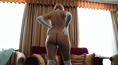 Gloves, Glove, Stocking mature, Sophie, Mature stockings