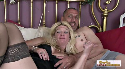 Old couple, Old and young, Young femdom, Porn, Milf femdom, Mature femdom