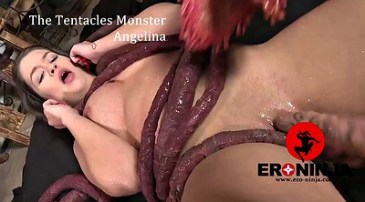 Angelina, Monster toy, Tentacle, Tentacles