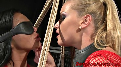 Slave, Blindfolded, Torment