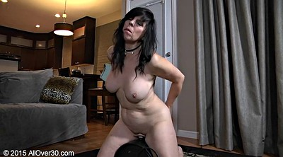 Mature solo, Solo orgasm, Mature orgasm, Sybian, Magic, Sex toy horny mature