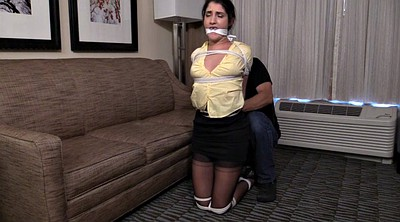 Tease, Tied up