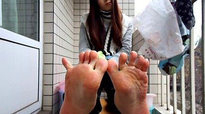 Chinese, Chinese foot, Asian foot, Chinese teen, Chinese feet, Teen chinese