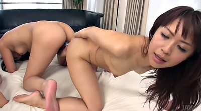 Japanese, Japanese lesbian, Japanese orgasm, Hairy girl, Foursome, Asian double