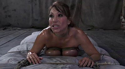 Tit tied, Tied up, Tied and fucked