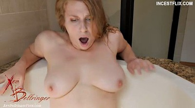 Mommy, Teen solo, Bathing