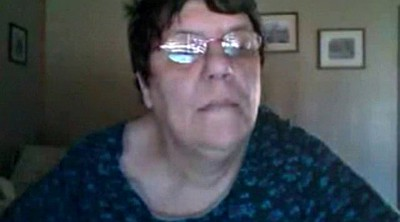 Bbw granny, Mature webcam