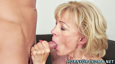 Old cumshot, Old lady, Mature hd