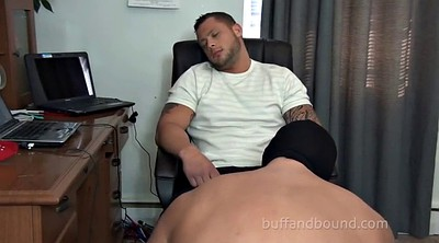 Muscle, Gay spanking