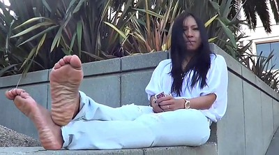 Asian foot, Sole