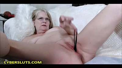Webcam, Cam, Granny glasses, Webcam chubby, Mature webcam, Glasses mature