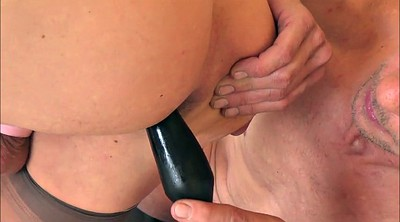Double anal, Chastity