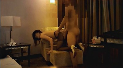 Chinese, Chinese girl, Chinese fuck, Asian girl, Stockings heels, Chinese stockings