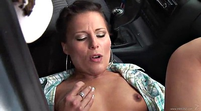 Mask, Masked, Car blowjob