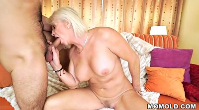 Mature orgasm, Old milf