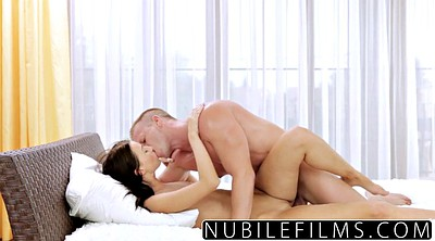 Skinny anal, Kiss, First time anal, Russian anal