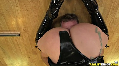 Boot, Mandy muse, Leather boots, Guy licking pussy