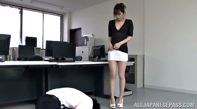 Japanese office, Japanese pantyhose, Lick, Japanese beauty