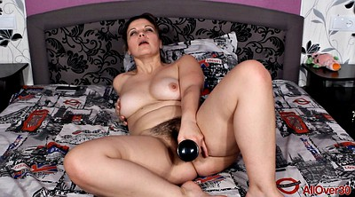 Solo milf, Hairy solo, Chubby solo, Big woman, Woman, Solo hairy