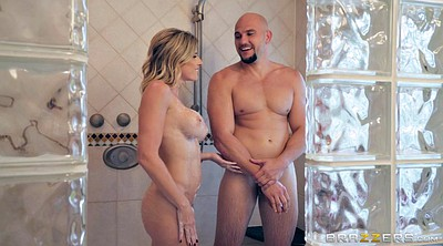 Horny mom, Cory chase, Shower mom