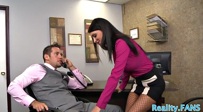 Gorgeous, Office milf, Hours