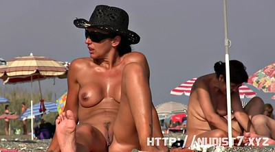 Spy, Nudist, Public nudity