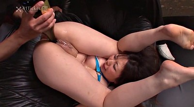 Japanese anal, Uncensored, Japanese uncensored, Japanese threesome