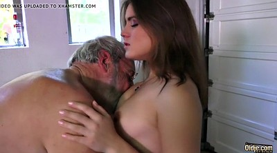Old man, Pussy licking, Innocent, Teen hairy