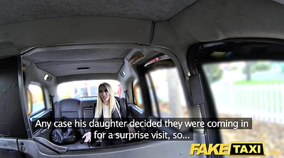 Taxi, Taxi anal, Huge ass, Fake taxi