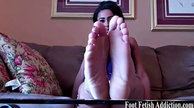 Foot, Worship feet