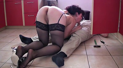 Kitchen, Wife anal, Horny wife