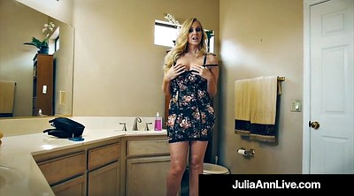 Totally, Julia ann