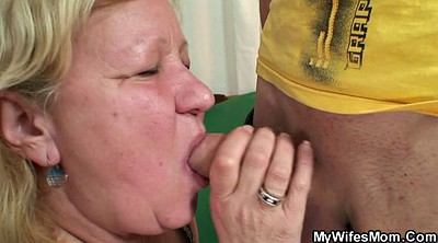 Plumper, In law, Law, Mature son, Old milfs, Old mature