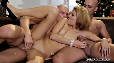 Mmf, Mmf threesome, Double handjob