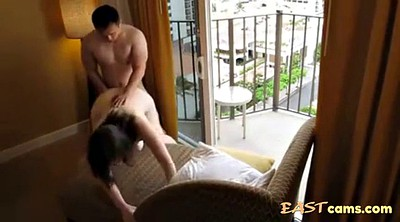 Hotel, Asian couple, Suit