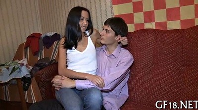 Russian teen, Amateur cuckold, Russian cuckold