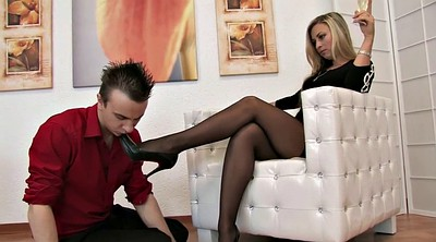 Smell, Trample, Nylon foot