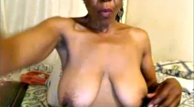 Nipple, Women, Mature masturbation, Blacks on