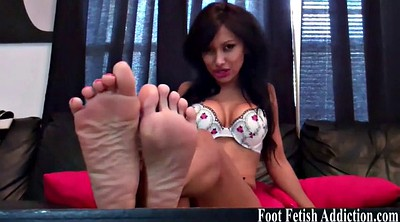Foot worship, Foot fetish