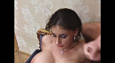 Vintage, Double handjob, Busty anal