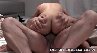Masturbating, Amateur spanish