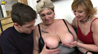 Three, Old mom, Mom boy, Sex milf, Boy mom, Mom n boy