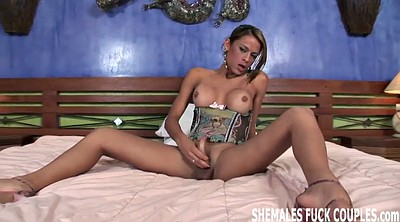 Shemale threesome, Shemale girl, Bride