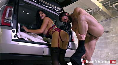 Stockings heels, Romi rain, Stand, Standing