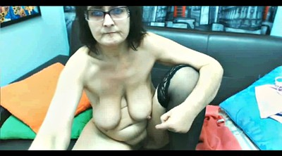 Saggy, Saggy tits, Grannies, Webcams, Saggy tit