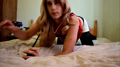 Old gay, Sissy, Crossdress