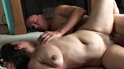 Saggy tits, Mature hairy, Hairy granny