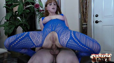 Anal creampie, Penny pax