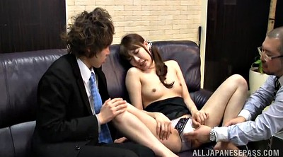 Japanese big tits, Japanese office, Japanese girl