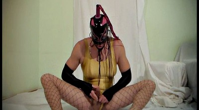 Pantyhose, Mask, Free, Tranny cum, Hand in hand, Fancy
